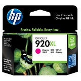 HP Magenta Ink Cartridge 920XL [CD973AA] - Tinta Printer Hp